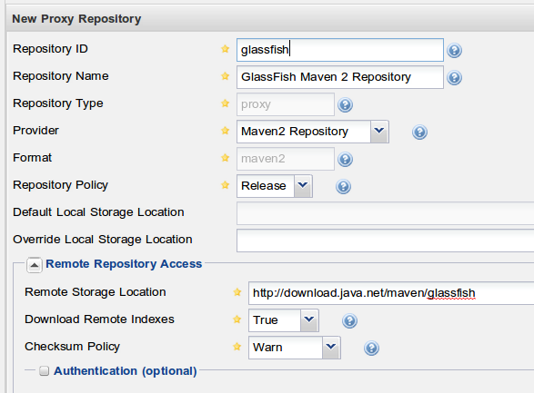 Getting started with Nexus maven repository manager - Andrej
